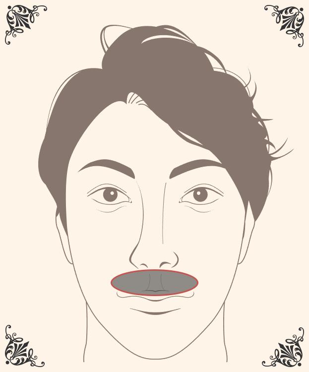 鼻下の脱毛