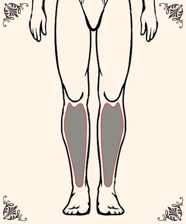 ひざ下(両足)の脱毛